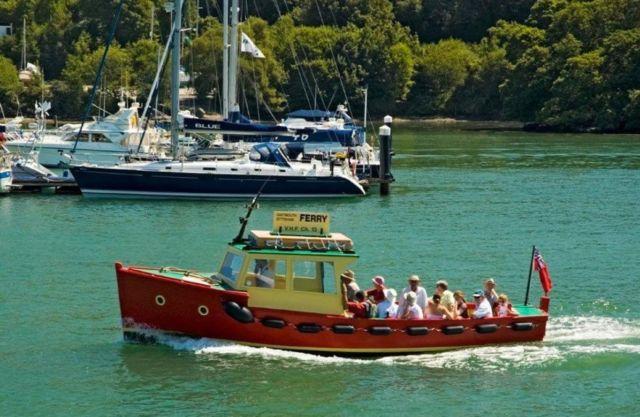Dartmouth Ferry