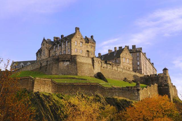 Edinburg Castle
