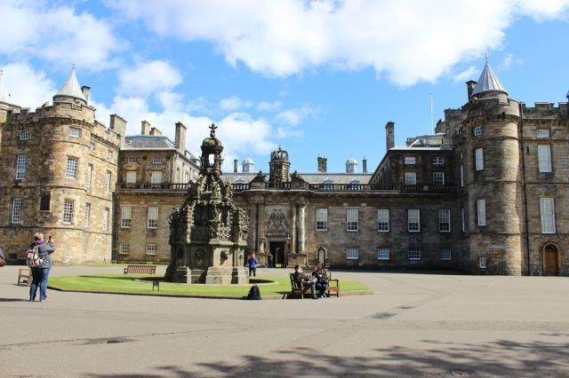 Istana Holyrood