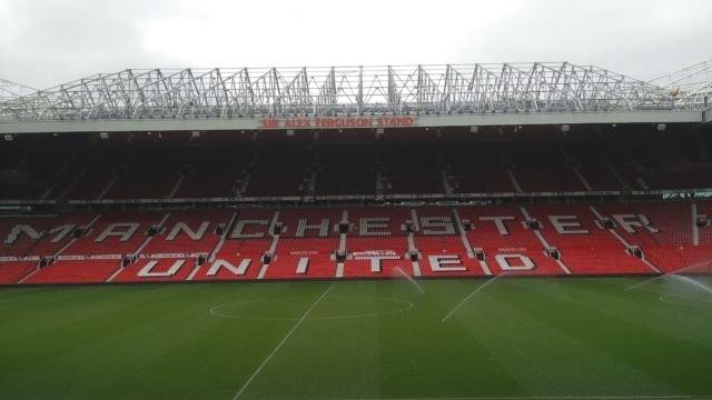 Stadion Manchester United (Foto Pribadi)