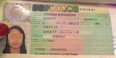 Visa UK granted!