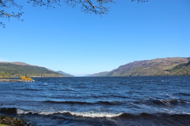 Where is Nessie? Nessie where are you?