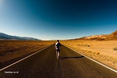 Jalan masih panjang