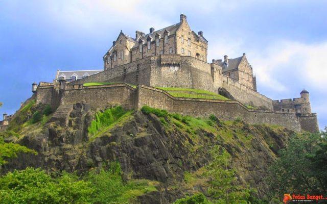 Edinburgh Skotland