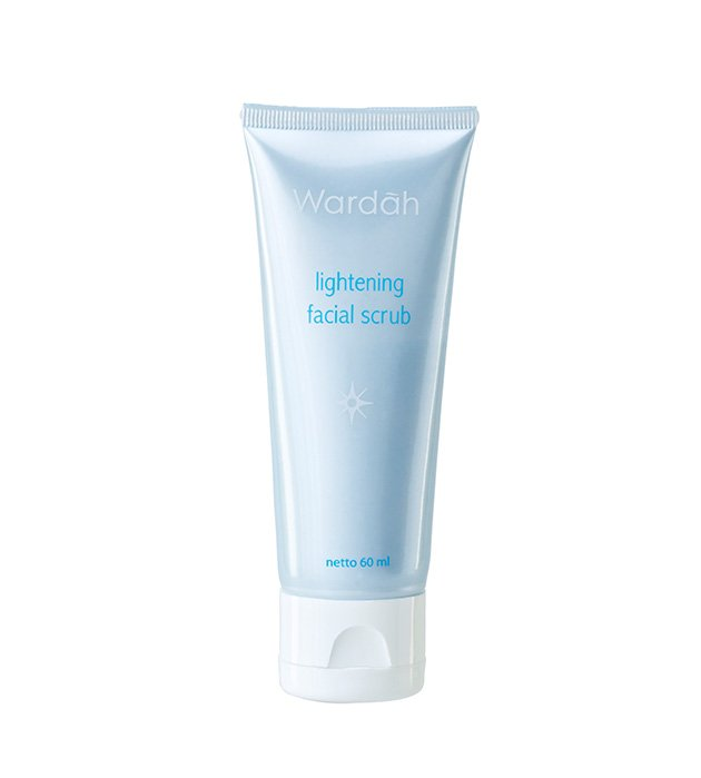 Facial Scrub Wardah