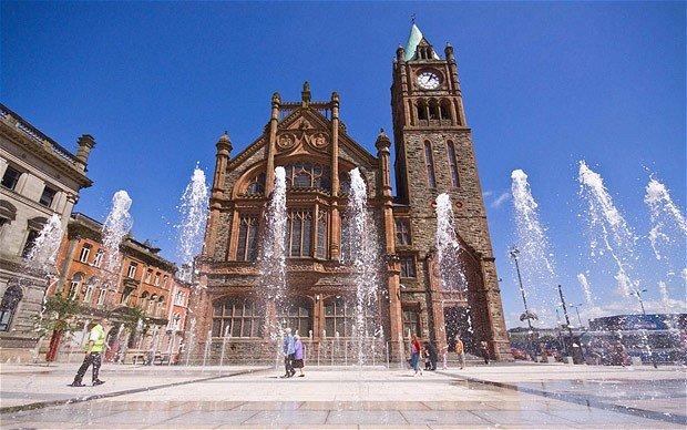 London Derry Northern Ireland