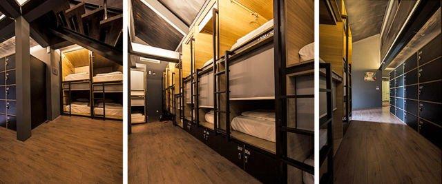 Capsule Hostel