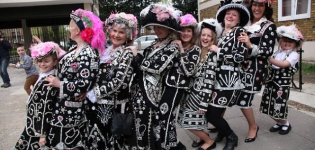 Pearly Kings and Queen