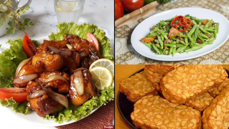 Kompilasi Menu Bekal Makan Siang Yang Simpel Dan Gampang Tapi
