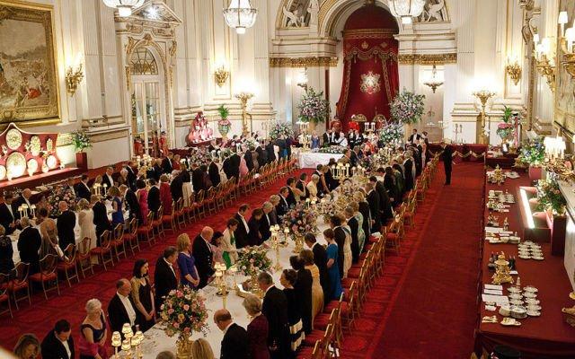 Buckingham Palace: Grand Entrance