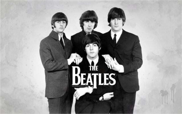 "Band asal Britain ""The Beatles"""