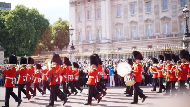 Marching Band of The Guards