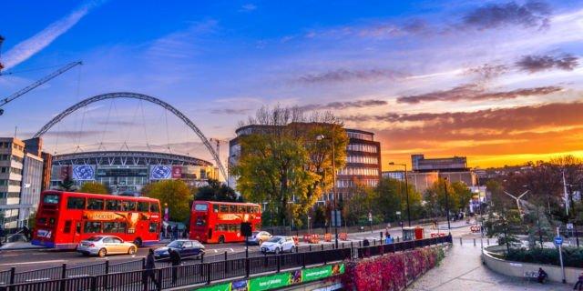 Wembley Stadium Park