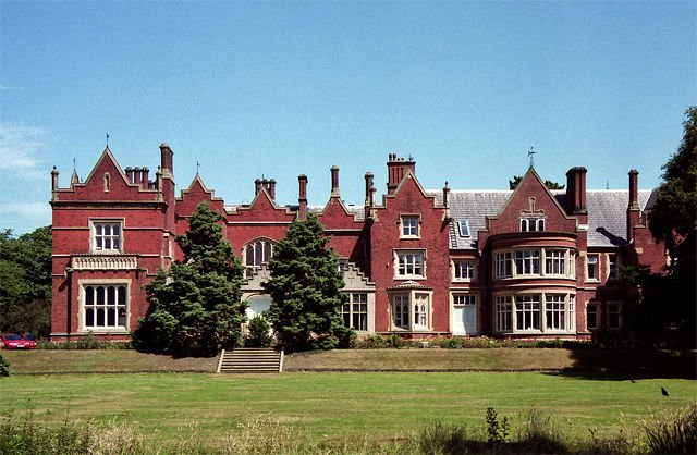 Abney Hall