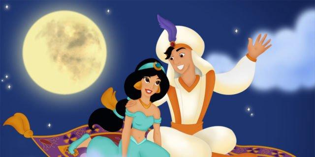 Aladdin Ost.