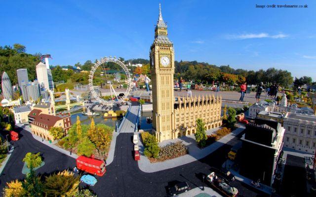 Salah Satu Them Park di UK
