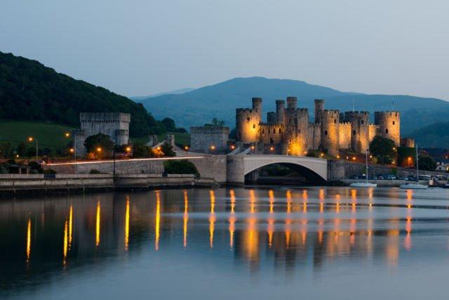 Foto Conwy Castle