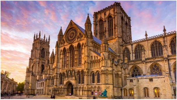 City of Yorkshire England