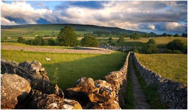 Taman Nasional Yorkshire Dales