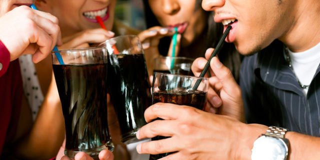 Minum-minuman soda