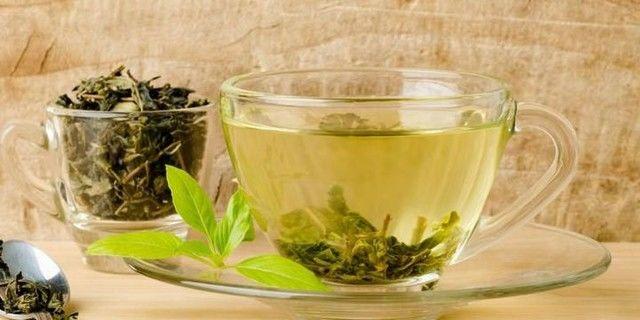minum teh hijau setiap pagi
