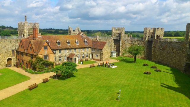 Kastil Framlingham