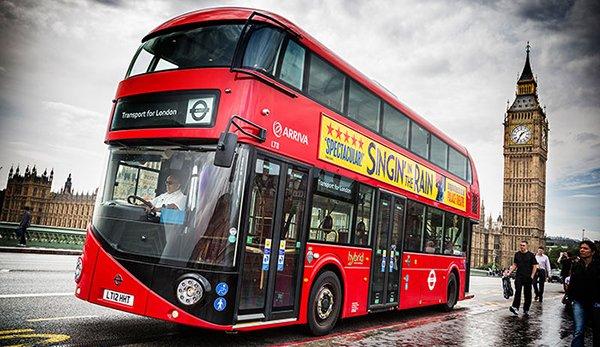 Bus dua Tingkat