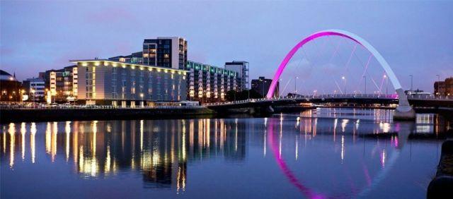 Glasgow, Skotlandia