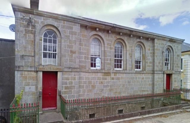 Glenties Courthouse