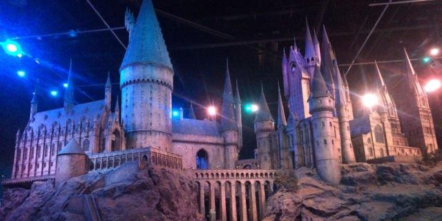 Hogwarts Castle (Dokumen pribadi)