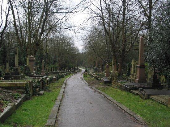 Pemakaman Highgate