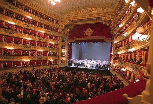 Tempat Pertunjukkan Opera
