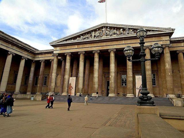 Museum di London