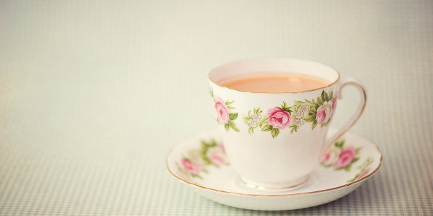 Time for a cuppa!