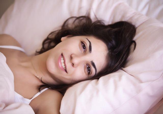 Wajah segar setelah bangun tidur