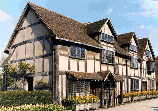 Tempat kelahiran William Shakespeare