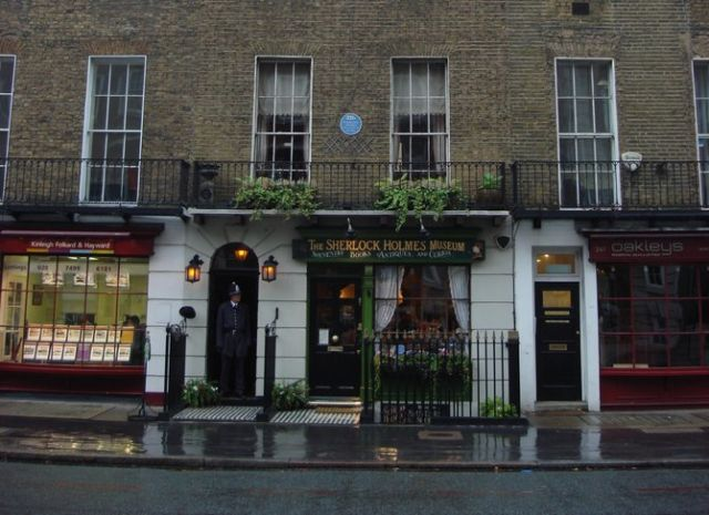 Rumah Sherlock Holmes