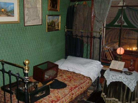 dr watson room