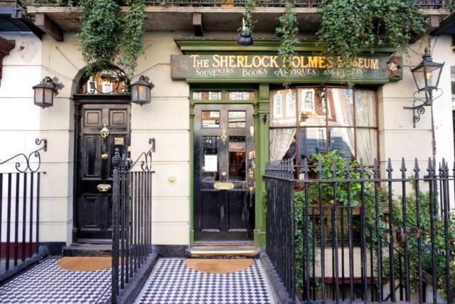 Museum Sherlock Holmes