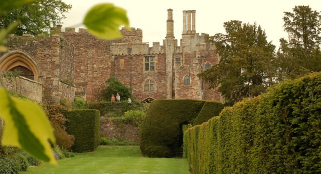 The Berkeley Castle
