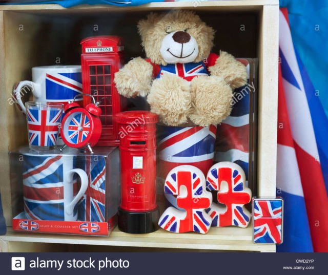 Union Jack Souvenirs