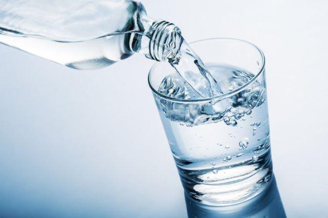 Air putih untuk kecantikan