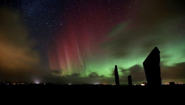 Kepulauan Orkney dan Aurora, Skotlandia