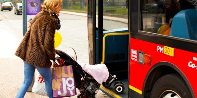 Pintu Masuk Bus