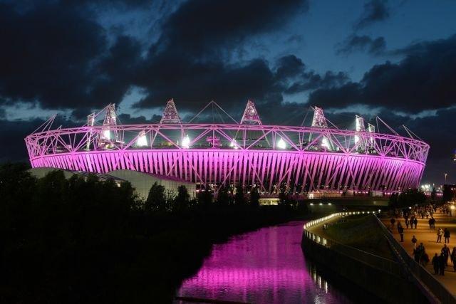 Stadium at Queen Elizabeth