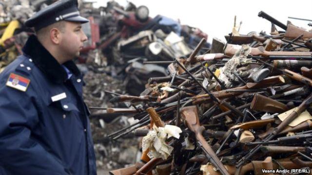 serbian firearms