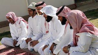 Saudi Muslims