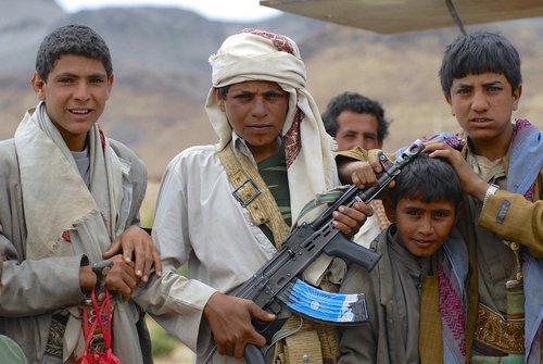 saudi guns