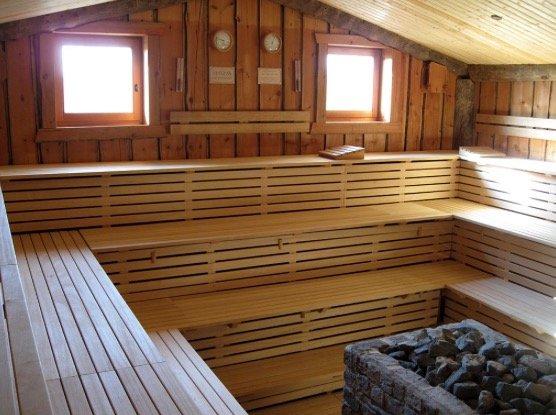 Hindari Sauna