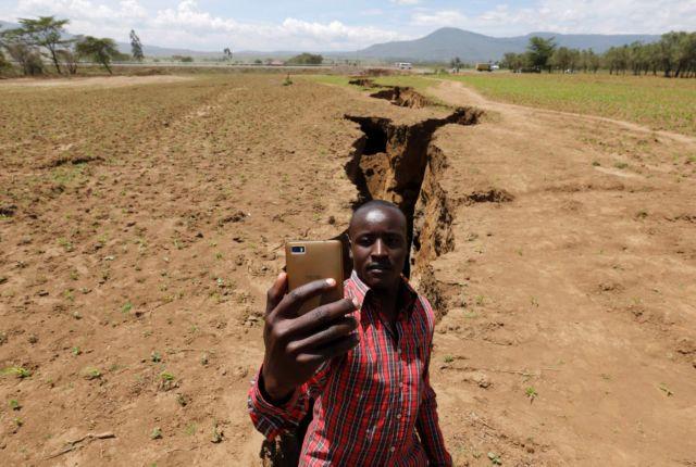 4 Fakta Patahan Misterius di Afrika Yang Bikin Heboh. Katanya Bakal Belah Benua Afrika!